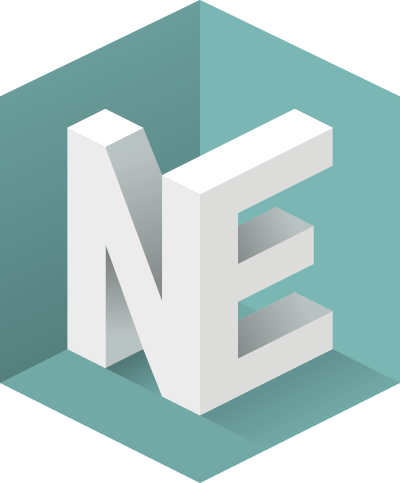 Nationalencyklopedin logotype