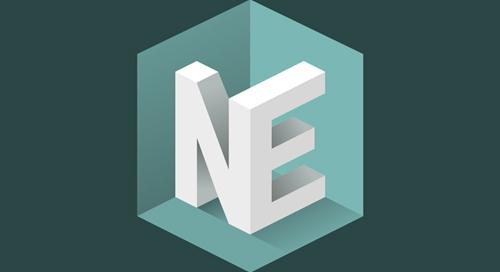 Nationalencyklopedin Logotyp